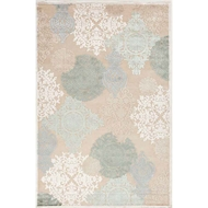 Jaipur Wistful Rug From Fables Collection - Warm Sand & Birch