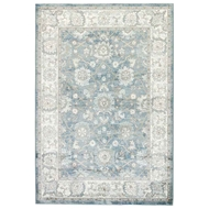 Jaipur Aria Rug From Greyson Collection - Dark Slate Monument GRY03