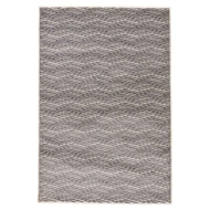 Jaipur Berlin Rug From Jada Collection - Charcoal Gray/Marshmallow JAD01
