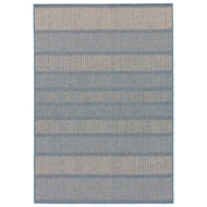 Jaipur Cado Rug From Knox Collection - Copen Blue Marzipan KNX07