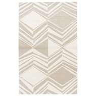 Jaipur Graphix Rug From Traditions Made Modern Tufted Collection - Pelican Turtledove MMT20