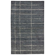 Jaipur Cotto Rug From Nostalgia Collection - Dark Shadow Monument NS08
