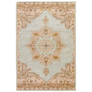 Jaipur Helda Rug From Poeme Collection - Mineral Gray Nomad PM147