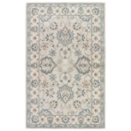 Jaipur Colmar Rug From Poeme Collection - String Silver Blue PM148