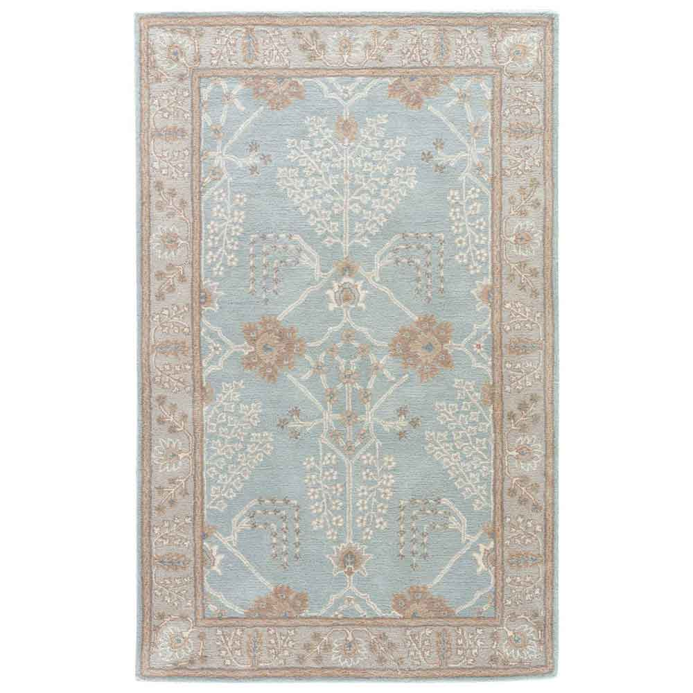 Jaipur Chambery Rug From Poeme Collection Aqua