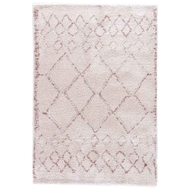 Jaipur Hana Rug From Roma Collection - Light Gray/Dark Earth ROM01