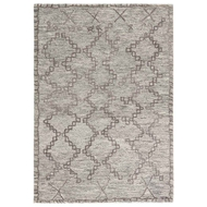 Jaipur Corfu Rug From Safi Collection - Cloud Cream/Frost Gray SAF03