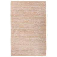 Jaipur Vega Rug From Subra by Nikki Chu Collection - Almond Buff/Silver SNK08