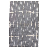 Jaipur Botticino Rug From Town Collection - Dark Shadow/Cloud Cream TOW03