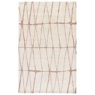 Jaipur Botticino Rug From Town Collection - Winter White/Timber Wolf TOW04