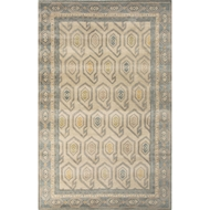 Jaipur Oakland Rug From Pendant Collection PEN11 - Ivory/Blue
