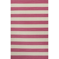 Jaipur Dias Rug From Pura Vida Collection PV51 - Pink/Ivory