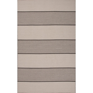 Jaipur Tulum Rug From Pura Vida Collection PV72 - Black/White