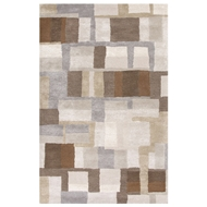 Jaipur Adell Rug from Blue Collection - Rainy Day
