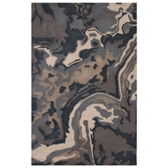 Jaipur Alabaster Rug from Blue Collection - Driftwood