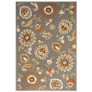 Jaipur Amhurst Rug from Blossom Collection - Brindle