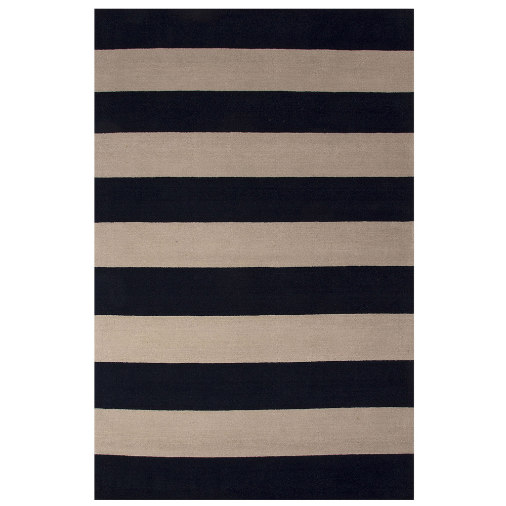 Jaipur Anchor Rug From Coastal Dunes Collection COD01   Blue/Ivory