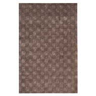 Jaipur Andre Rug from Baroque Collection - Walnut