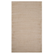 Jaipur Bale Rug From Himalaya Collection HM22 - Ivory/White
