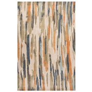 Jaipur Barlow Rug From En Casa by Luli Sanchez LST61 - Ivory/Multi-Colored