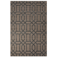Jaipur Bellevue Rug From City Collection CT66 - Ivory/Blue