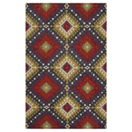 Jaipur Berkley Rug From Havana Collection HAV01 - Red