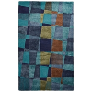 Jaipur Bianca Rug From Blue Collection BL152 - Blue/Green