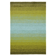 Jaipur Blaze Rug From Catalina Collection CAT30 - Green/Blue