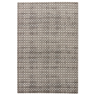 Jaipur Block Out Rug From Zane Collection ZAN05 - Brown/White