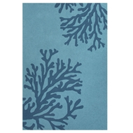 Jaipur Bough Out Rug From Grant I-O Collection GD50 - Blue