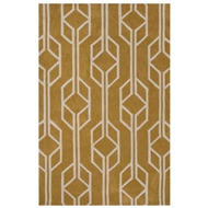 Jaipur Brant Rug From Fusion Collection FN37 - Yellow/Gold