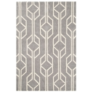 Jaipur Brant Rug From Fusion Collection FN38 - Gray
