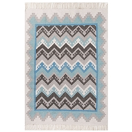 Jaipur Cameron Rug From Desert Collection DES08 - Blue/Gray