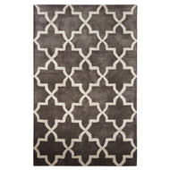 Jaipur Canton Rug From City Collection CT84 - Dark Gray