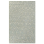 Jaipur Casablanca Rug From Nostalgia Collection NS07 - Blue/Ivory