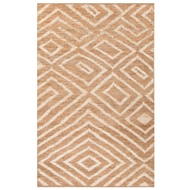 Jaipur Charon Rug From Luxor By Nikki Chu Collection LNK02 - Natural/Ivory