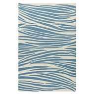 Jaipur Chatuge Rug From Colours I-O Collection CO20 - Blue/White