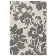 Jaipur Daphne Rug From Devine Collection DEV22 - Gray/Ivory