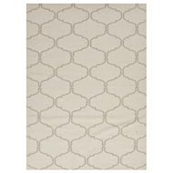 Jaipur Delphine Rug From Maroc Collection MR64 - Ivory/Taupe