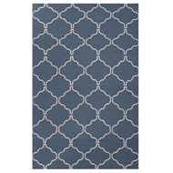 Jaipur Delphine Rug From Maroc Collection MR86 - Blue/Ivory