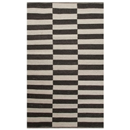 Jaipur Demi Rug From Scandinavia Nordic Collection SCN05 - Ivory/Black