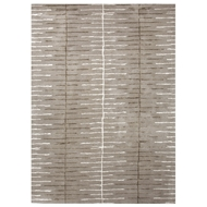 Jaipur Dialed In Rug From Blue Collection BL89 - Gray/Ivory