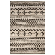 Jaipur Elan Rug From Bristol By Rug Republic Collection BRI08 - Brown/Ivory