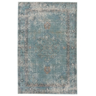 Jaipur Eris Rug from Ceres Collection - Porcelain Green