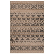 Jaipur Etched Rug From Stitched Collection STI04 - Gray