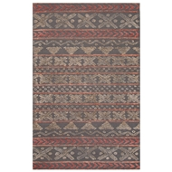 Jaipur Etched Rug From Stitched Collection STI03 - Gray