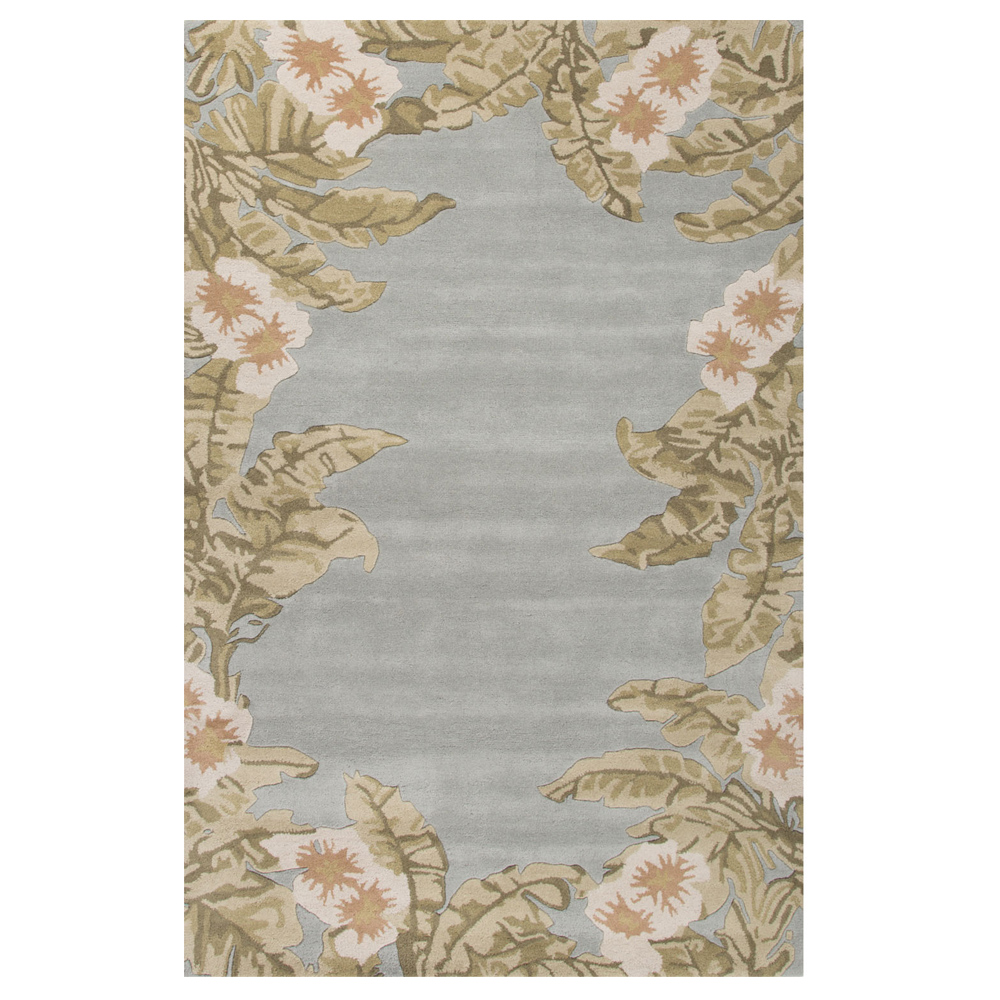 Jaipur Fairview Rug From Coastal Seaside Collection COS35   Gray/Green ...