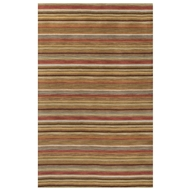 Jaipur Furth Rug From Coastal Dunes Collection COD05 - Orange/Yellow