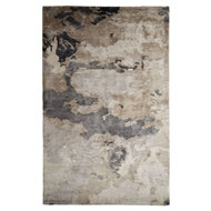 Jaipur Glacier Rug From Transcend Collection TRD01 - Taupe/Gray
