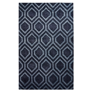 Jaipur Hassan Rug From City Collection CT90 - Gray/Blue